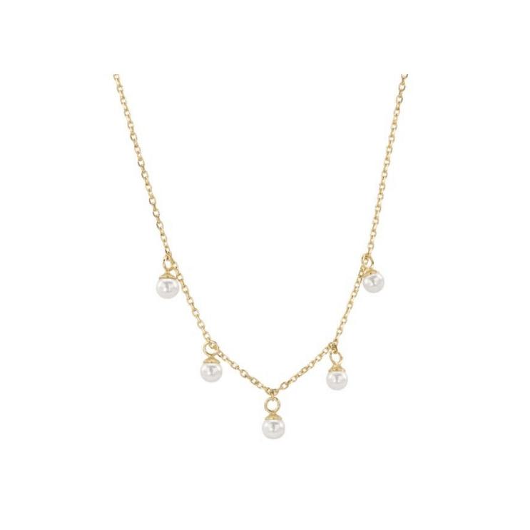 Tendencia en joyería 2021: joyas con perlas