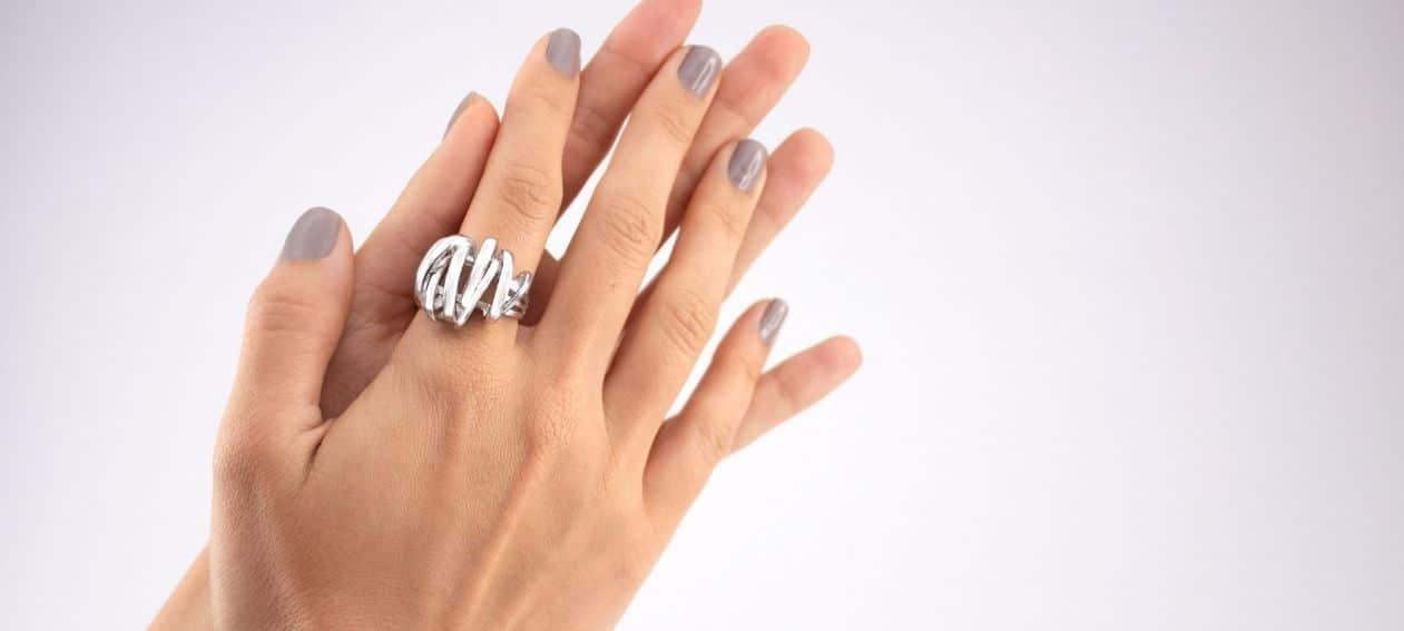 Significado de los anillos en el dedo índice